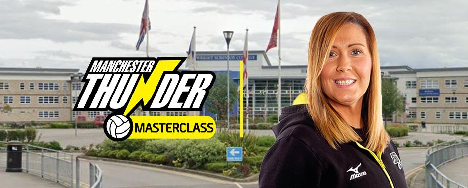 Thunder masterclass with Karen Greig