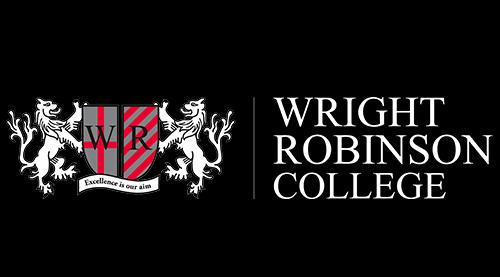 wright robinson college logo