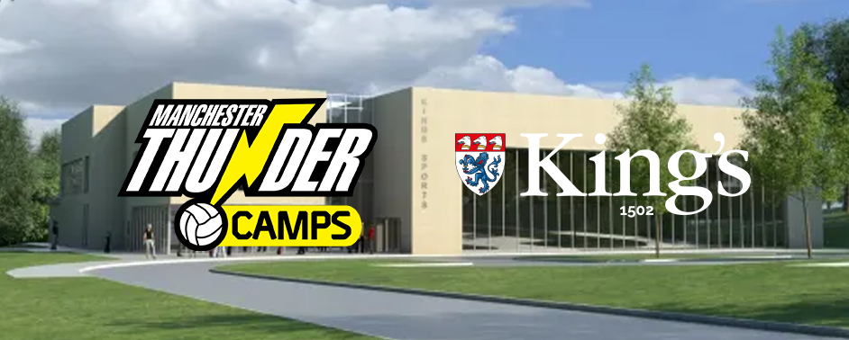 Thunder camp at Kin's School Macclesfield