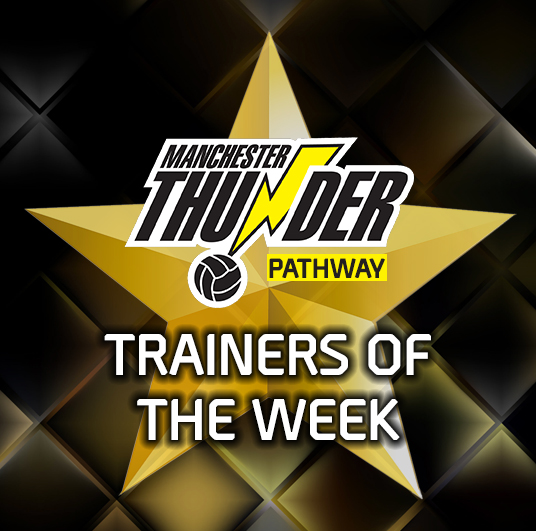 pathway trainers of the week banner