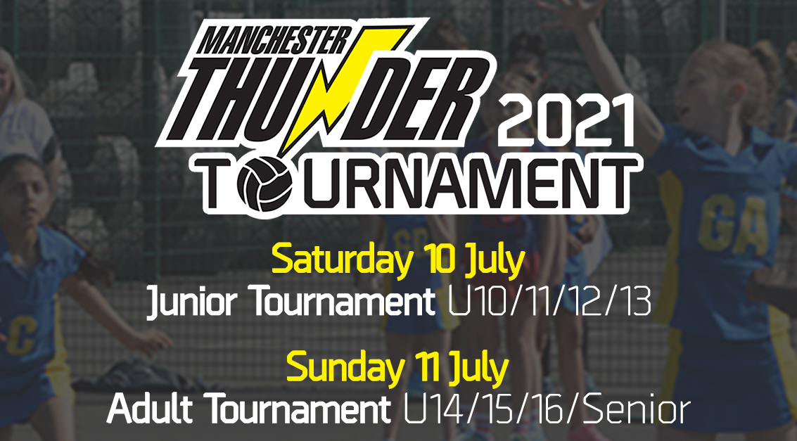 manchester thunder tournament