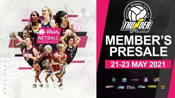 Netball Fans To Return In Venue For Remaining VNSL 2021 Games