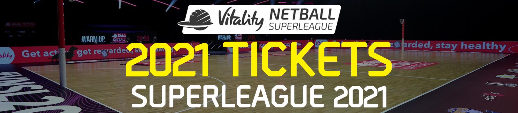 manchester thunder netball tickets 2021