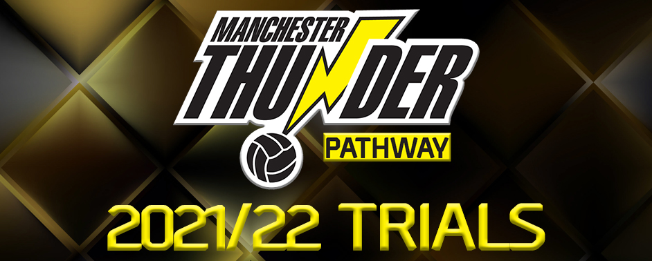 manchester thunder pathway trials 2021