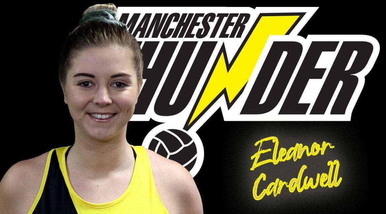 Eleanor Cardwell Manchester Thunder