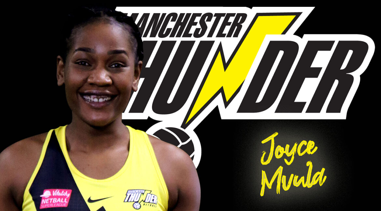 Joyce Mvula Manchester Thunder