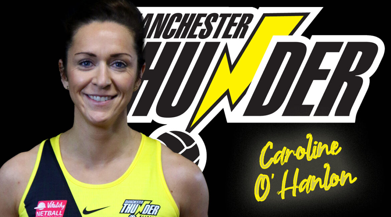 Caroline O'Hanlon Manchester Thunder