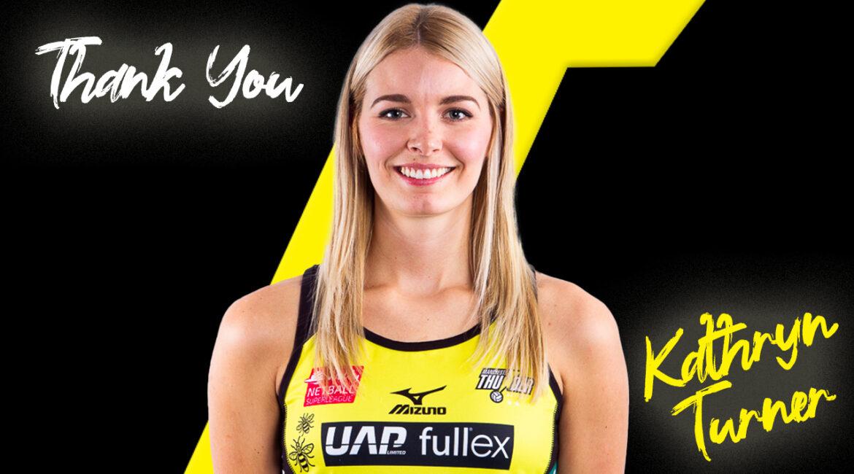Kathryn Turner retires from Manchester Thunder