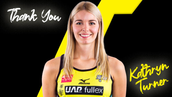 Kathryn Turner hangs up her netball trainers to concentrate on her family as she officially announces her retirement from netball