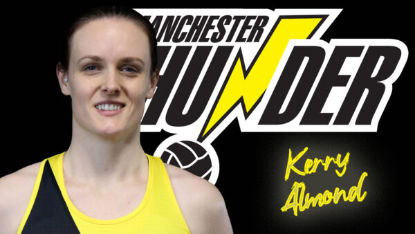 Kerry Almond re-joins Manchester Thunder for the 2022 season