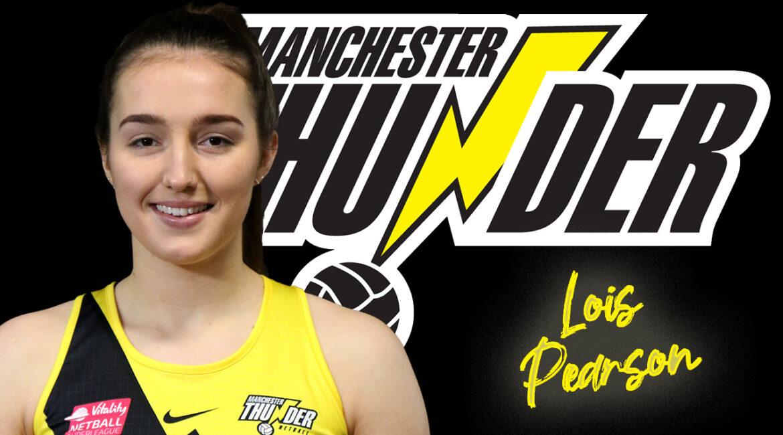 Lois Pearson Manchester Thunder