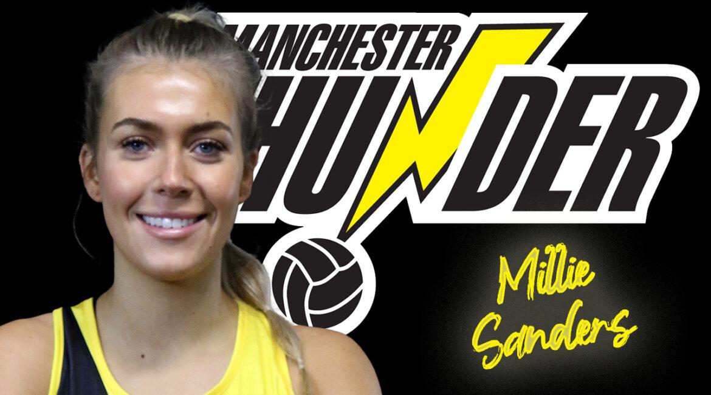 Millie Sanders Manchester Thunder